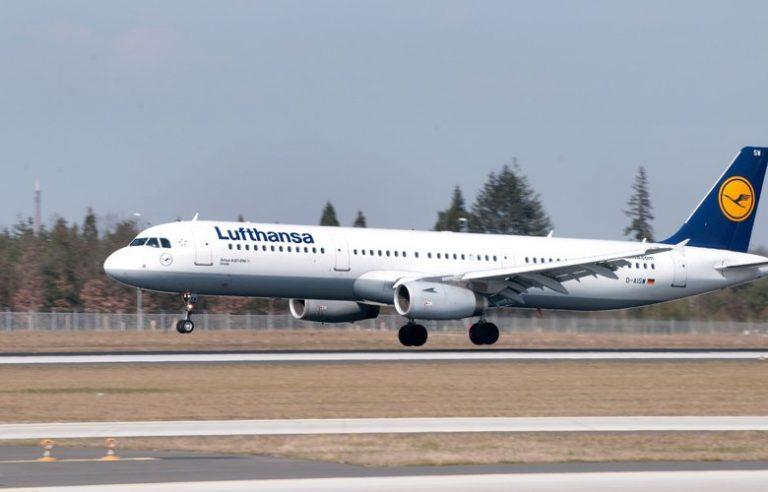 Η Lufthansa διπλασιάζει τις πτήσεις για Αθήνα από τις 15 Ιουνίου