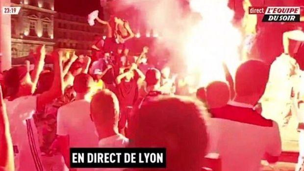 """Kάηκε"" η Λιόν για την πρόκριση στα ημιτελικά του Champions League"