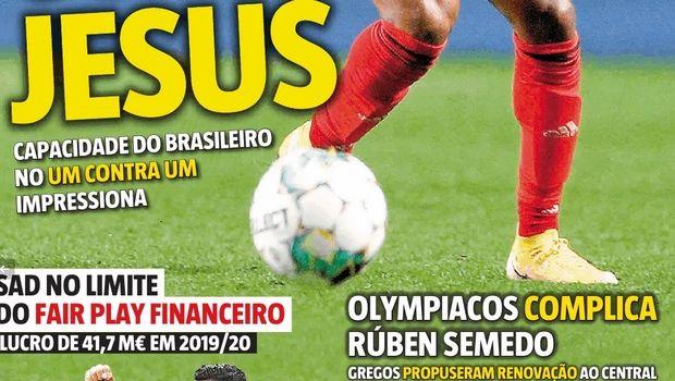 "Record: ""Ο Ολυμπιακός πρότεινε ανανέωση στον Σεμέδο"""