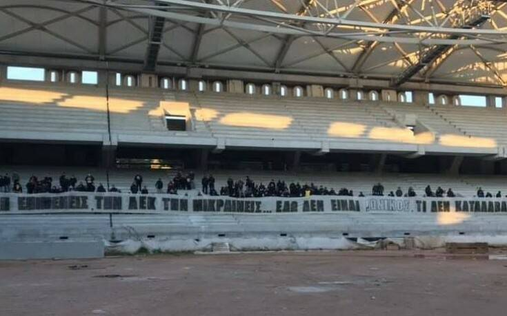 Original 21 κατά Μελισσανίδη μέσα από την OPAP Arena – Newsbeast