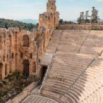 Το αρχαίο θέατρο των 1.800 ετών στην Αθήνα που χτίστηκε στη μνήμη μιας γυναίκας