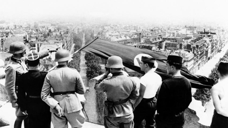 france nazis occupation ap 400710067