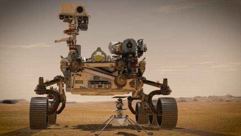 Perseverance: εντυπωσιακά πλάνα που καταγράψει SUV από Άρη (video)