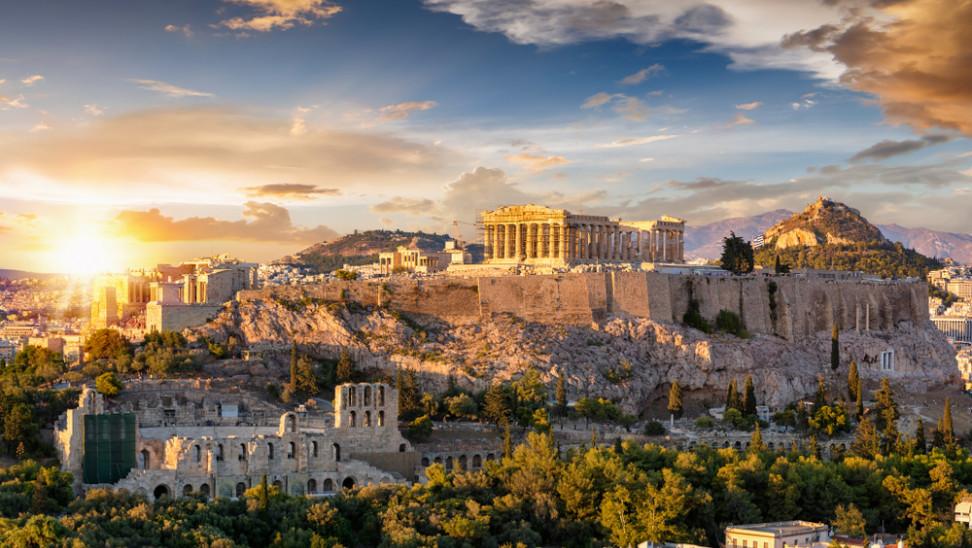 st greece acropolis athens