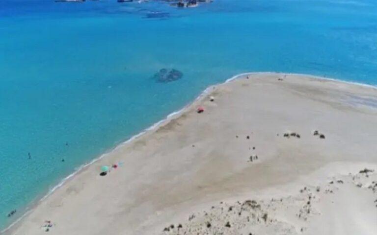 Η βυθισμένη αρχαία ελληνική πόλη λίγα μέτρα κάτω από τη θάλασσα – News.gr