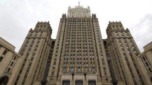 Οργή στη Ρωσία για τις κυρώσεις ΗΠΑ – Εκλήθη στο ΥΠΕΞ ο Αμερικανός πρέσβης