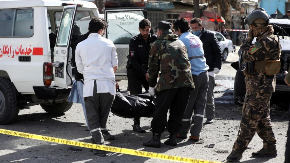 ap afganistan attack bomb