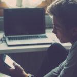 internet teenagers shutterstock 1694622817