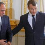 Μακρόν «αβαντάρει» Σίσι για τις προσπάθειες της Αιγύπτου στην ισραηλινοπαλαιστινιακή κρίση