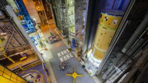 Το νέο διαστημόπλοιο της NASA είναι ψηλότερο από το Άγαλμα της Ελευθερίας