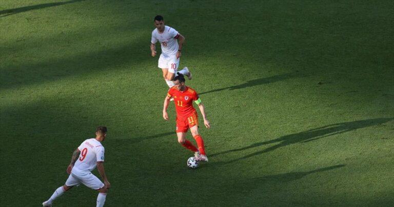 Η Ουαλία πήρε βαθμό από την ανώτερη Ελβετία (Ι1-1)