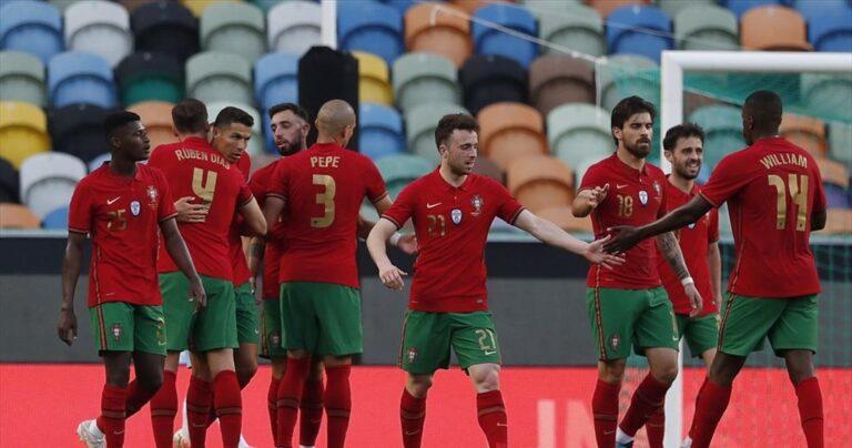 «Τεσσάρα» της Πορτογαλία πριν το EURO 2020