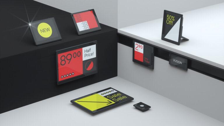 Έλεγχος ραφιών σούπερ μάρκετ από την οθόνη υπολογιστή σε πραγματικό χρόνο