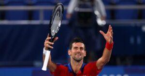 Ολυμπιακοί Αγώνες 2020-Τένις: Ρεκόρ από τον Τζόκοβιτς