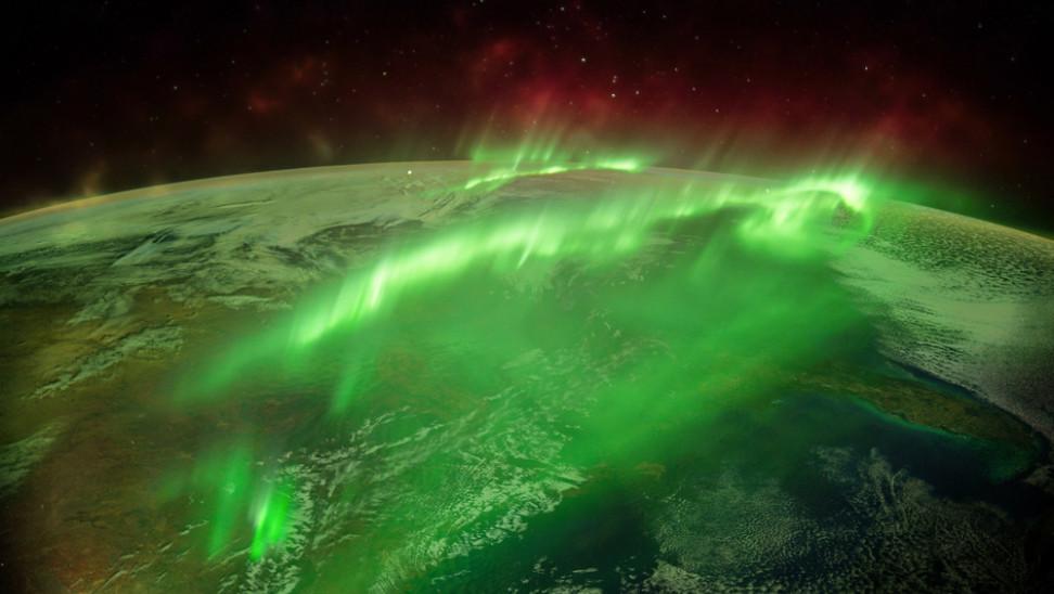 shutterstock aurora earth