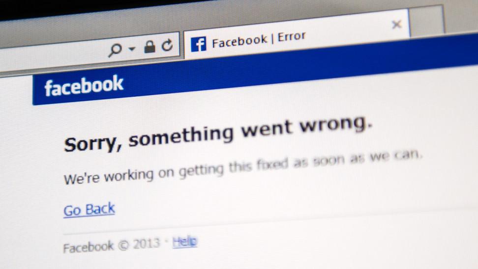 facebook shutterstock