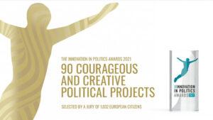 Πανευρωπαϊκά Βραβεία Καινοτομίας Πολιτική 2021: 5 πέντε ελληνικά έργα στους φιναλίστ