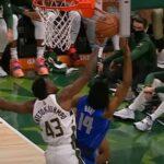 NBA Top-10: Με τρομερή τάπα του Θανάση Αντετοκούνμπο οι καλύτερες φάσεις